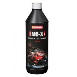 Motorolja för MC MC-X 12X1 liter