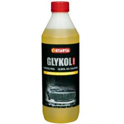Kylarglykol Longlife Gul Blandbar 12 liter