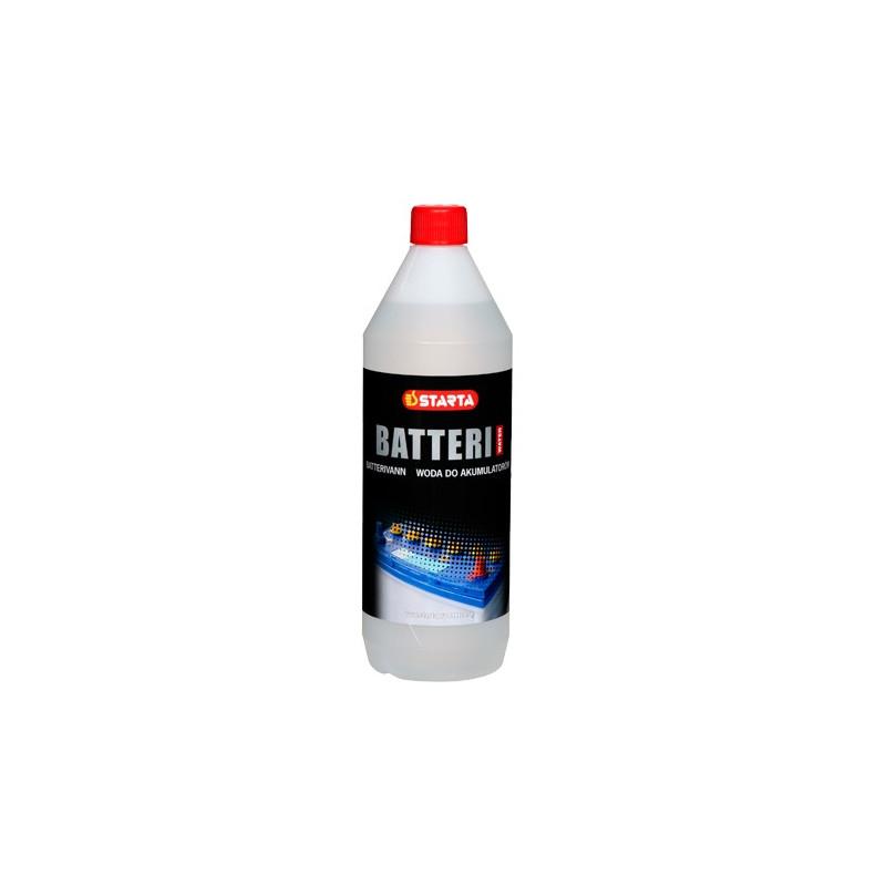 Batterivatten 12 X 1 liter