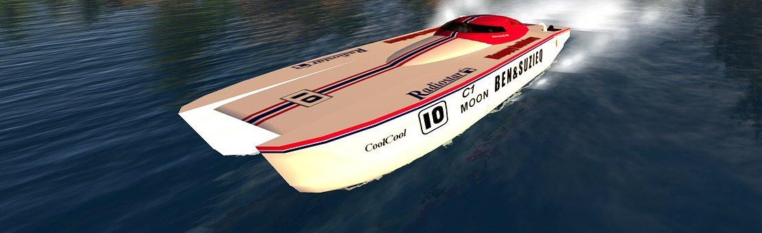 Motoroljor för båtar